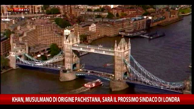 Vince Khan, Londra ha il primo sindaco musulmano