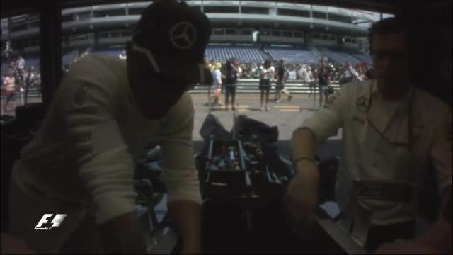 Montecarlo, riecco la sfida Rosberg-Hamilton