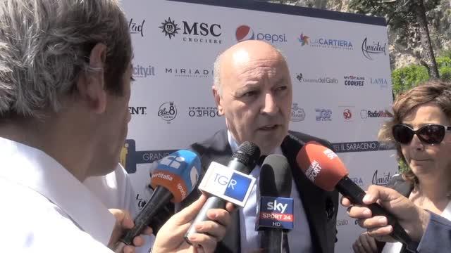 """Juve, Marotta: """"Il nostro obiettivo è trattenere Morata"""""""