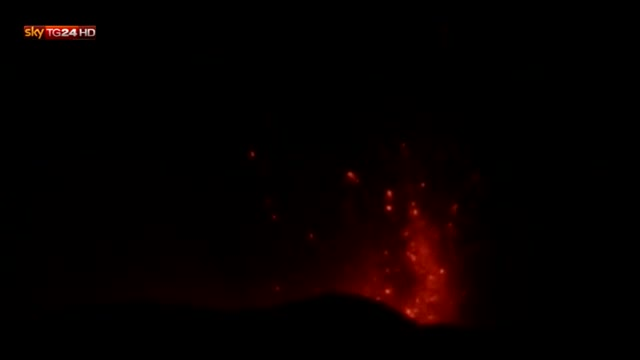 Etna di nuovo in eruzione