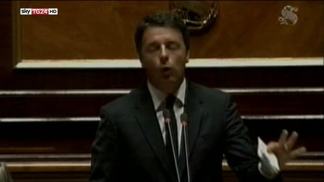 Renzi: Ue deve suscitare speranze e non generare paure