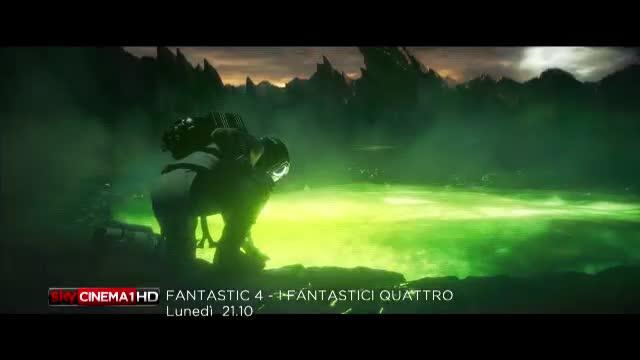 I Fantastici 4 - Sky Cinema