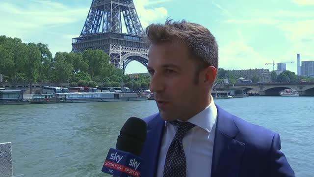 Del Piero e Capello, la nuova stagione di Sky