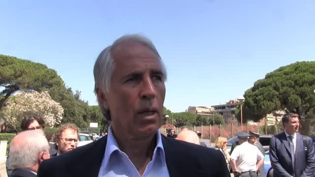 "Malagò: ""Per l'Italbasket grande rammarico"""