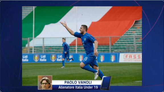 """Vanoli (ct Italia under 19): """"La nostra finale è un'impresa"""""""