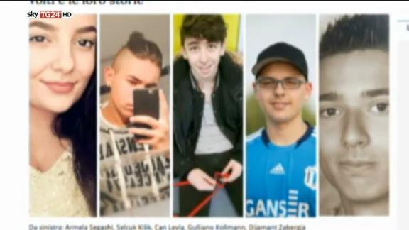 Attacco a Monaco, il ritratto delle giovani vittime