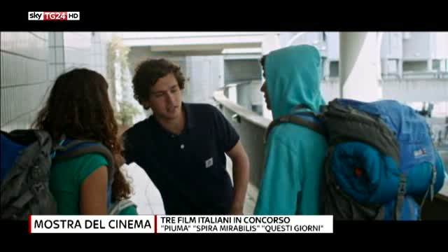 Mostra del Cinema, tre italiani in concorso e The Young Pope