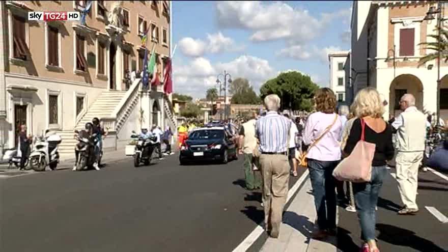 Ciampi, il presidente è tornato nella sua Livorno