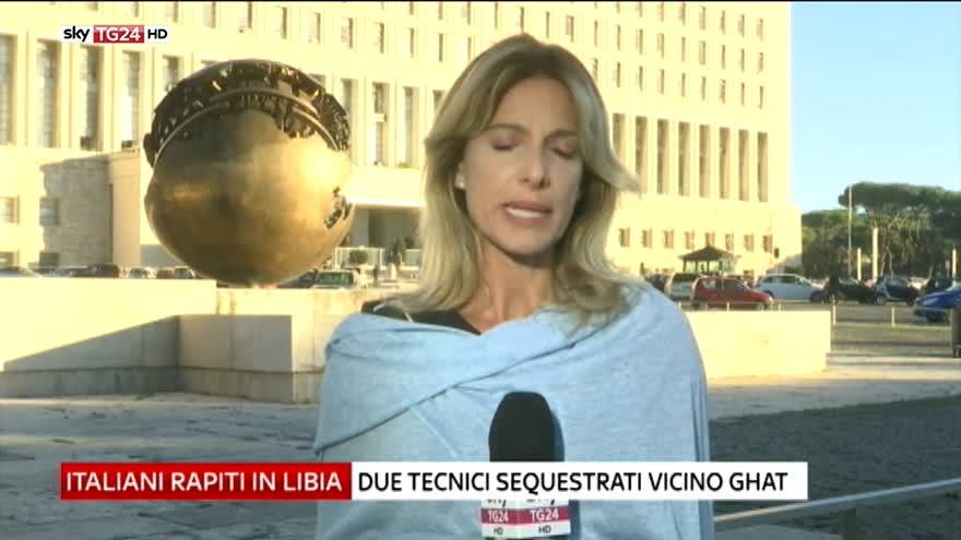 Due italiani rapiti in Libia, da Farnesina massimo riserbo