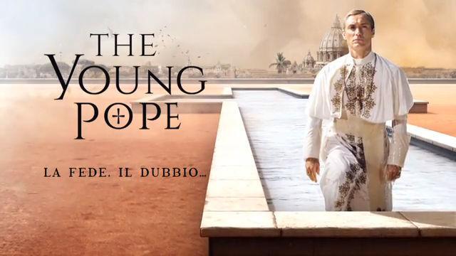 Risultati immagini per the young pope  series