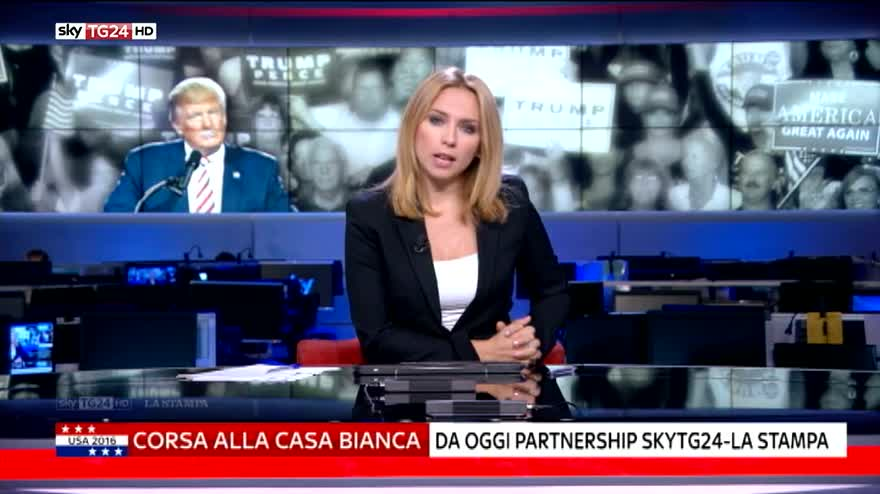 Corsa Casa Bianca, inizia la partnership SkyTG24-La Stampa