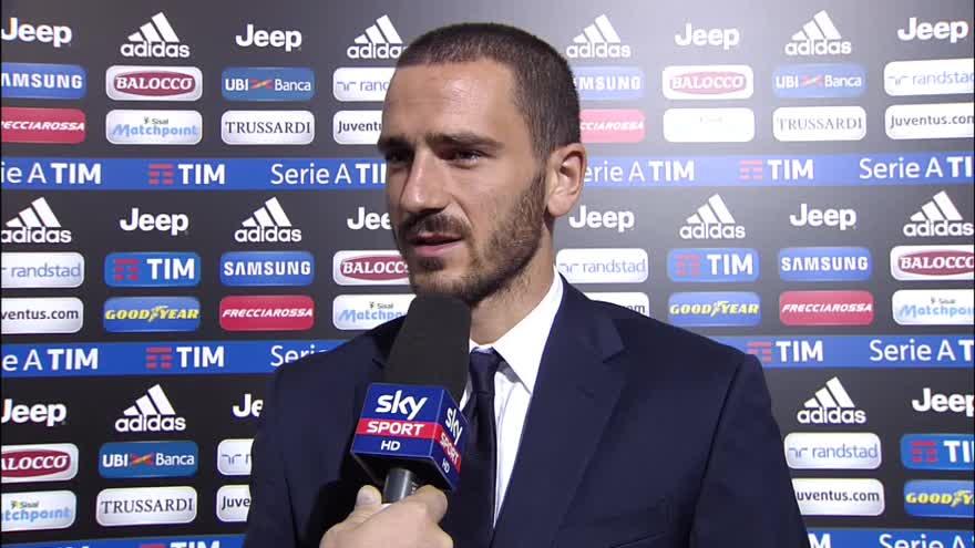 """Bonucci: """"Mio figlio sta bene, sarà allo stadio"""""""