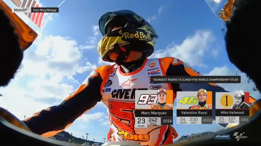 Marquez, 5 volte Mondiale: oltre i limiti dell'eccezionale