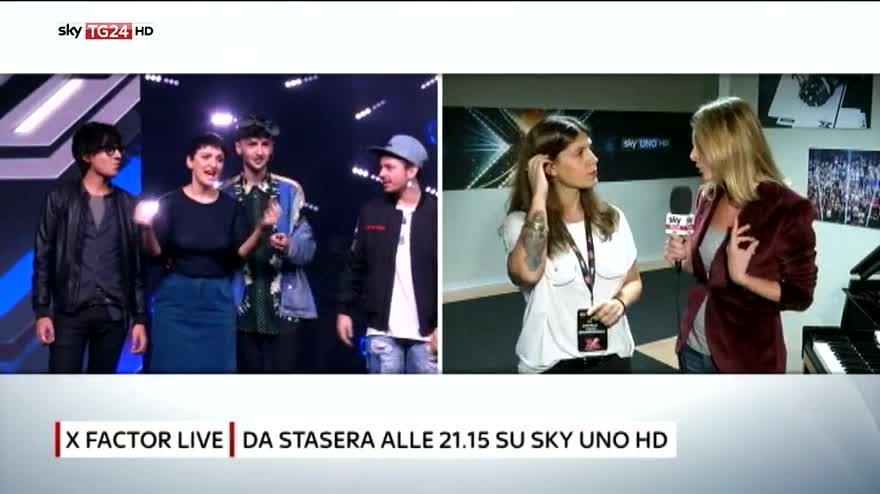 X Factor, da stasera su Sky Uno live ed Xtra Factor