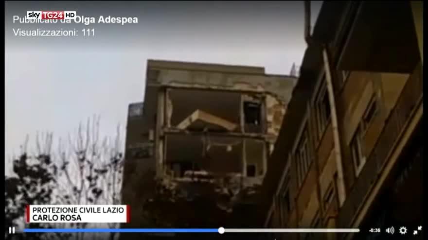 Maltempo, tromba d'aria a nord di Roma: due morti