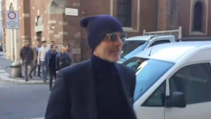 Pioli: risoluzione del contratto con la Lazio, poi l'Inter