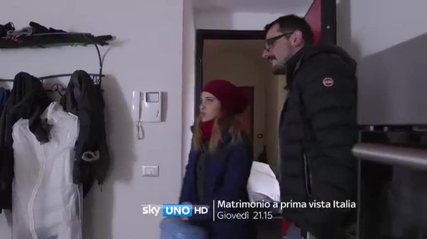 Matrimonio In Prima Vista : Matrimonio a prima vista italia video sky