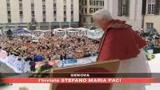 18/05/2008 - Il Papa incontra i giovani a Genova
