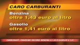Carburanti, nuovi record