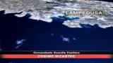 Lampedusa, un cadavere in mare