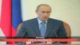 Putin comunica lista dei ministri