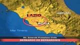 Scossa di terremoto a Roma