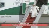 23/05/2008 - La prima volta del Papa negli Usa