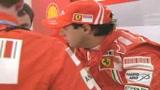 La Ferrari con la testa al prossimo GP