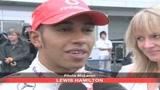 Gp Giappone, Hamilton in pole
