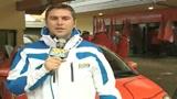 28/05/2008 - La Ferrari ''scalda'' i motori sulla neve