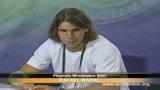 29/05/2008 - Nadal, sconfitto e contento (Intervista)