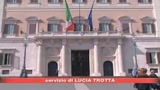 30/05/2008 - Trattato di Lisbona, sì del governo