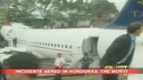 Incidente aereo in Honduras