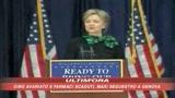 La resa di Hillary