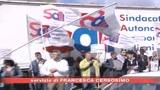Proteste contro il caro carburante