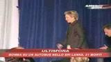 Un'incognita il futuro di Hillary
