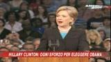 America 2008, Hillary esce di scena