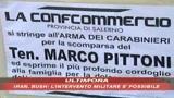 I funerali del carabiniere ucciso