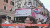 Il Gay Pride sfila a Roma