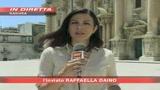 Ragusa, funerali vittime Mineo