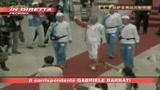 Pechino 2008, la fiaccola in Tibet