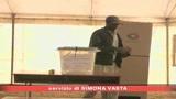 29/06/2008 - Zimbabwe, il giuramento di Mugabe