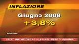30/06/2008 - Nuovo record per l'inflazione