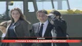 Ingrid Betancourt in Francia