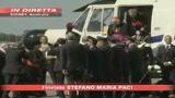 12/07/2008 - Il Papa in volo verso l'Australia