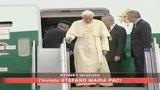 13/07/2008 - Benedetto XVI è arruivato a Sydney