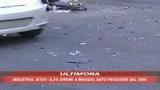 18/07/2008 - Inseguito da polizia travolge auto