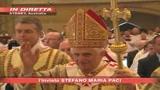 19/07/2008 - Sydney, il monito del Papa