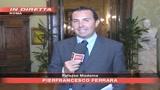 22/07/2008 - Al Senato il Lodo Alfano