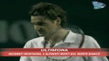 Toronto, fuori Federer 
